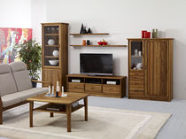 traditional living room wall unit  dyrlund