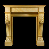 traditional mantel for fireplace BESPOKE DESIGN: 104290A Chesney