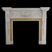 traditional mantel for fireplace BESPOKE DESIGN: 104455 Chesney