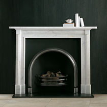 traditional mantel for fireplace THE REGENCY: ALBANY  Chesney