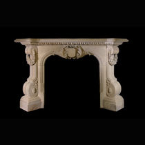 traditional mantel for fireplace (sandstone) VIC/ZC16/SOR Chesney