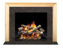 traditional mantel for fireplace (wood) NEWPORT QUADRA-FIRE