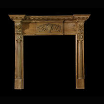 traditional mantel for fireplace (wood) GEO/ZC39/SOR Chesney