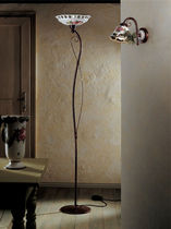 traditional metal floor lamp C367 Ferroluce srl