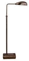 traditional metal floor lamp SHELL  GILANI