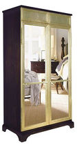 traditional mirrored wardrobe ACADEMY by Thomas O'Brien HICKORY CHAIR