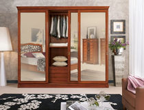 traditional mirrored wardrobe CAPRI : 3114 VACCARI CAV. GIOVANNI