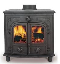traditional multi-fuel boiler stove HERCULES 30B Broseley Fires