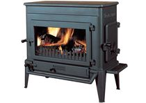 traditional multi-fuel stove (cast iron) DOVRE 310 GX DOVRE France