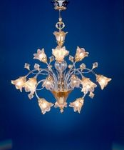 traditional Murano glass chandelier ALAMEDA Antonio Almerich Classic