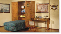 traditional murphy single bed 248 Caroti