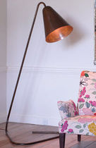 traditional nickel floor lamp FLIP JULIAN CHICHESTER