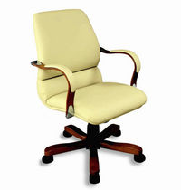 traditional office armchair SIDNEY SYD 2LG NEWLINEOFFICE