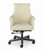 traditional office armchair EXECUTIVE Robert A.M. Stern Collection
