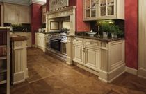 traditional painted wood kitchen (classic style)  J. Corradi