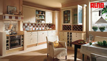 traditional painted wood kitchen (country style) ALNORANCH ALNO