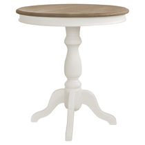 traditional pedestal side table BIARRITZ : 9574 DE SPIEGHEL 
