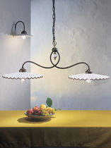 traditional pendant lamp C165 Ferroluce srl