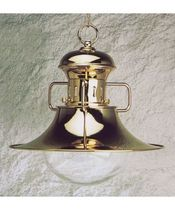 traditional pendant lamp VESPUCCI: 02 SO/P Caroti