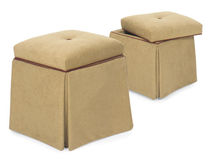 traditional pouf 1673-22 Fairfield Chair Co.