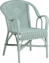 traditional rattan armchair 978CB KOK MAISON