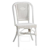traditional rattan chair 890WH KOK MAISON