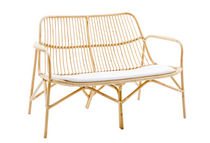 traditional rattan sofa JACOBSEN Sika-Design