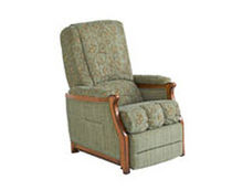 traditional recliner armchair PORTLAND  INVACARE