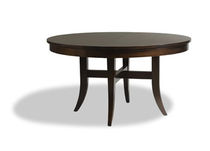 traditional round table STARBURST Michael Trayler Designs ltd.