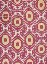 traditional rug IKAT  Warp & Weft