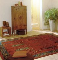 traditional rug LURIBAFF ZOLLANVARI - NIKOU COLLECTION