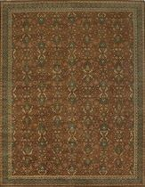 traditional rug HADJI 85405 ICE