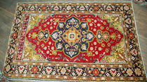 traditional rug  ottomanrug