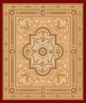 traditional rug TD122 Concept Hand Tufting