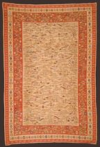 traditional rug in wool OLTENIA UD10065 TRIFF