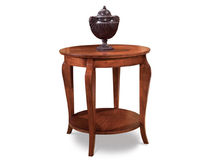 traditional side table 8110-19  Fairfield Chair Co.