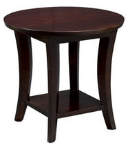 traditional side table URBAN FLAIR NICHOLS & STONE