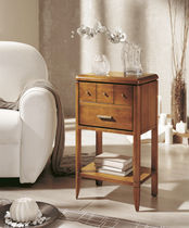 traditional side table with storage 176-2 ALCOMOBEL S.L.