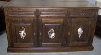 traditional sideboard  Artigiantessile