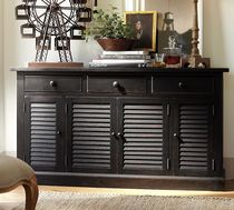 traditional sideboard LANCASTER  POTTERYBARN