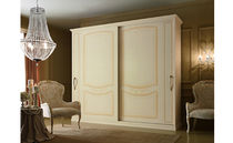 traditional sliding door wardrobe AMBRA Sanmichele