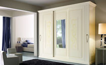 traditional sliding door wardrobe AMETISTA Sanmichele