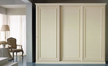 traditional sliding door wardrobe GIADA Sanmichele