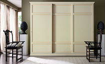 traditional sliding door wardrobe PERLA Sanmichele