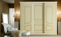traditional sliding door wardrobe QUARZO Sanmichele
