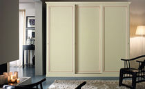 traditional sliding door wardrobe RUBINO Sanmichele