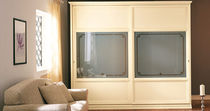 traditional sliding door wardrobe PITTI  Homes