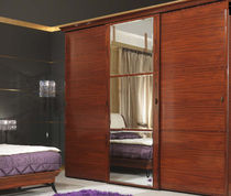 traditional sliding door wardrobe DECO 509 VIMERCATI MEDA CLASSIC FURNITURE