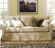 traditional sofa PB BASIC POTTERYBARN