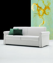 traditional sofa bed GREEN by Studio Controdesign mimo contract